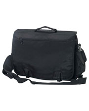 Big Accessories / Bagedge BE048 Unisex Modern Tech Briefcase
