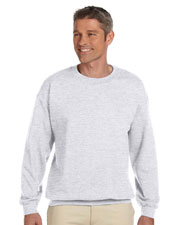 Hanes F260 Men 9.7 Oz. Ultimate Cotton 90/10 Fleece Crew
