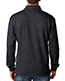 J America J8614 Men Cosmic 1/4-Zip Fleece