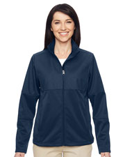Harriton M745W Women Task Performance Full-Zip Jacket