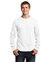 Port & Company PC54LS Men Long-Sleeve 5.4 Oz 100% Cotton T-Shirt