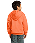 Port & Company PC90YZH Boys Full-Zip Hooded Sweatshirt