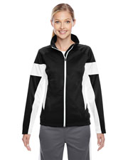 Team 365 TT34W Women Elite Performance Full-Zip