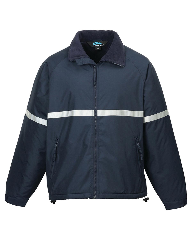 Tri-Mountain Big Mens Polyester Pique 1//4 Zip Pullover