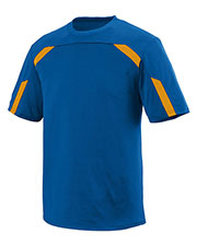 Augusta 1001 Boys Avail Crew Short Sleeve Jersey at GotApparel