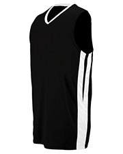 Augusta 1040 Men Sleeveless TripleDouble Basketball Jersey at GotApparel