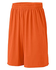 Augusta 1065 Men Baseline Basketball Short With Drawcord at GotApparel