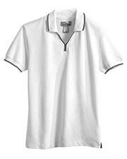 Tri-Mountain 112 Women Short-Sleeve Johnny Collar Golf Shirt at GotApparel