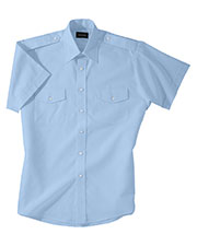 Edwards 1212 Men's Navigator Short-Sleeve Shirt at GotApparel