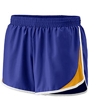 Augusta 1267 Adult Fit Adrenaline Running Short With Drawcord at GotApparel