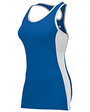 Augusta 1279 Girls Sleeveless Action Lacrosse Jersey at GotApparel