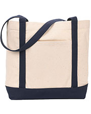 Gemline 127 Ensign's Boat Tote at GotApparel