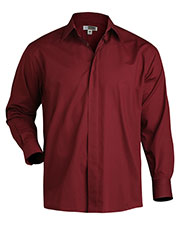 Edwards 1290 Men's Cafe Long-Sleeve Shirt at GotApparel