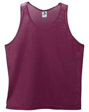 Augusta 133 Men Mini Mesh Running Singlet Tank at GotApparel