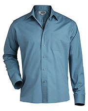Edwards 1363 Men Long Sleeve Broadcloth Shirt at GotApparel