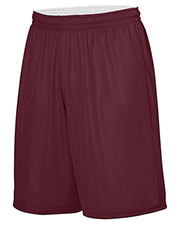 Augusta 1407  Youth Reversible Wicking Short at GotApparel