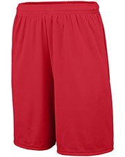 Augusta 1428 Men Training Lacrosse Short Side Seam Pockets With Drawcord at GotApparel