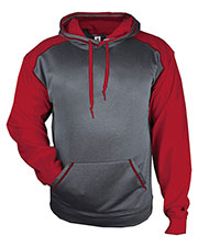 Badger 1468  Sport Heather Hood at GotApparel