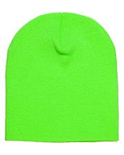 Yupoong 1500 Unisex Solid Acrylic-Knit Cap at GotApparel