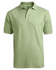 Edwards 1500 Men Short Sleeve Pique Polo Shirt at GotApparel