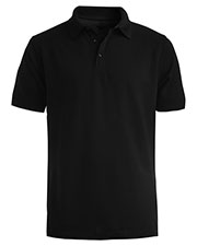 Edwards 1530 Men Soft Touch Cotton Pique Short-Sleeve Polo Shirt at GotApparel
