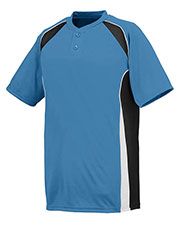 Augusta 1540 Men Base Hit Jersey at GotApparel