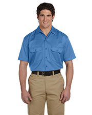 Dickies 1574 Men Short-Sleeve Work Shirt at GotApparel