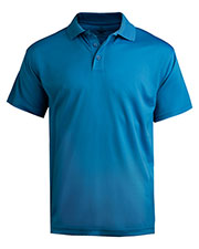 Edwards 1580 Men Lightweight Performance Flat-Knit Polo Shirt at GotApparel