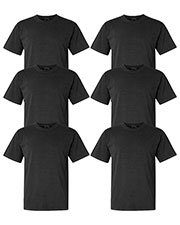 Comfort Colors C1717 Men Heavyweight Rs T-Shirt 6-Pack at GotApparel