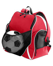 Augusta 1831 Unisex Tri-Color Ball Backpack at GotApparel