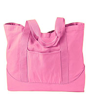 Authentic Pigment 1904 Unisex 14 Oz Pigment-Dyed Tote at GotApparel
