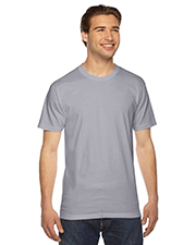 Custom Embroidered American Apparel 2001W Men 4.3 oz Fine Jersey Short-Sleeve T-Shirt at GotApparel
