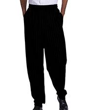 Edwards 2001 Unisex Traditional Baggy Chef Pant with Elastic Waistband at GotApparel