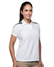 TM Performance 203 Women's Avenger Knit Polo Shirt at GotApparel