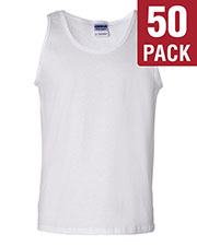 Gildan G220 Men Ultra Cotton 6 Oz. Tank 50-Pack at GotApparel