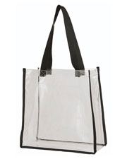 Augusta 2201 Unisex Clear Tote at GotApparel