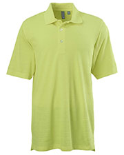 Ashworth 2203C Men Ez-Tech Short-Sleeve Textured Polo at GotApparel
