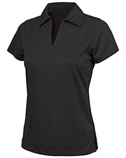 Charles River Apparel 2213 Women Smooth Knit Solid Wicking Polo at GotApparel