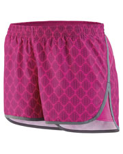Augusta 2428 Women Fysique Short at GotApparel