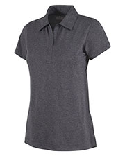 Charles River Apparel 2519 Women's Heathered Polo at GotApparel