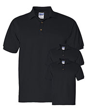 Gildan G280 Men Ultra Cotton 6 Oz. Jersey Polo 3-Pack at GotApparel