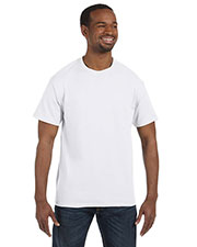 Jerzees 29M Men 5.6 Oz. 50/50 Heavyweight Blend T-Shirt at GotApparel