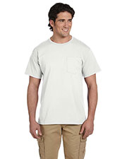 Jerzees 29P Men Dri-Power  Active 5.6 Oz. 50/50 Pocket T-Shirt at GotApparel