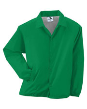 Augusta 3101 Boys Lined Nylon Coach Jacket at GotApparel