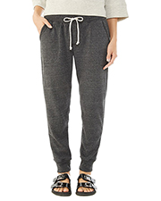 Custom Embroidered Alternative Apparel 31082F Ladies 7.7 oz. Jogger Eco Fleece Pant at GotApparel
