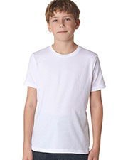 Next Level 3310 Boys Premium short sleeve Crew at GotApparel