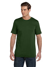 Bella + Canvas 3402 Men Vintage Jersey Short-Sleeve T-Shirt at GotApparel