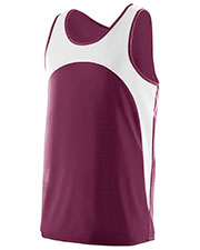 Augusta 340 Adult Sleeveless Velocity Track Jersey at GotApparel