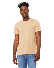 Bella + Canvas 3413C Unisex Tri-blend Short-Sleeve Tee at GotApparel