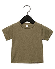 Bella + Canvas 3413B Infants & Toddlers Triblend Short Sleeve T-Shirt at GotApparel
